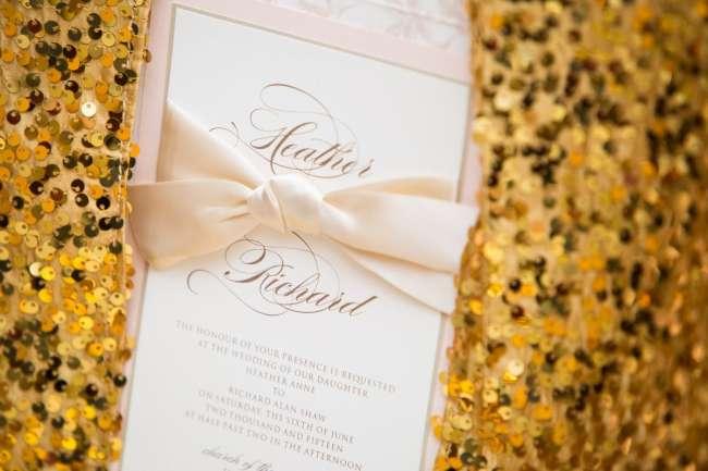 Simply Elegant Invite