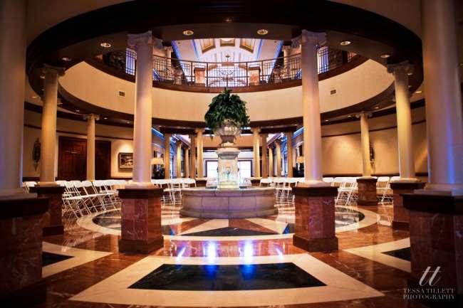 Inside Ceremony- Rotunda