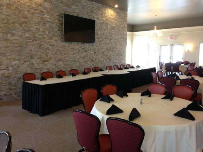 Wedding Reception/ Head Table