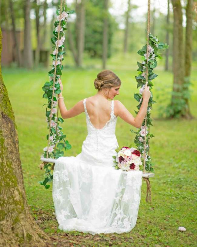 outdoor wedding venue indiana
