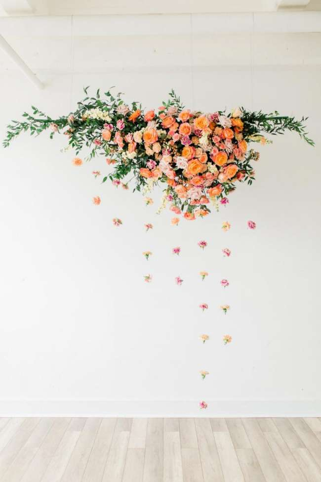 Fleurish Floral Design Floral backdrop