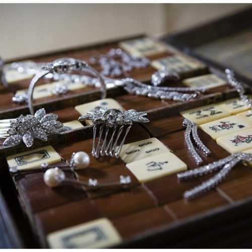 Vintage, Diamond & Pearl Accessories