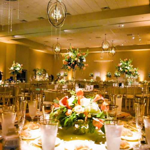 AAYS Ballroom Venue Wedding