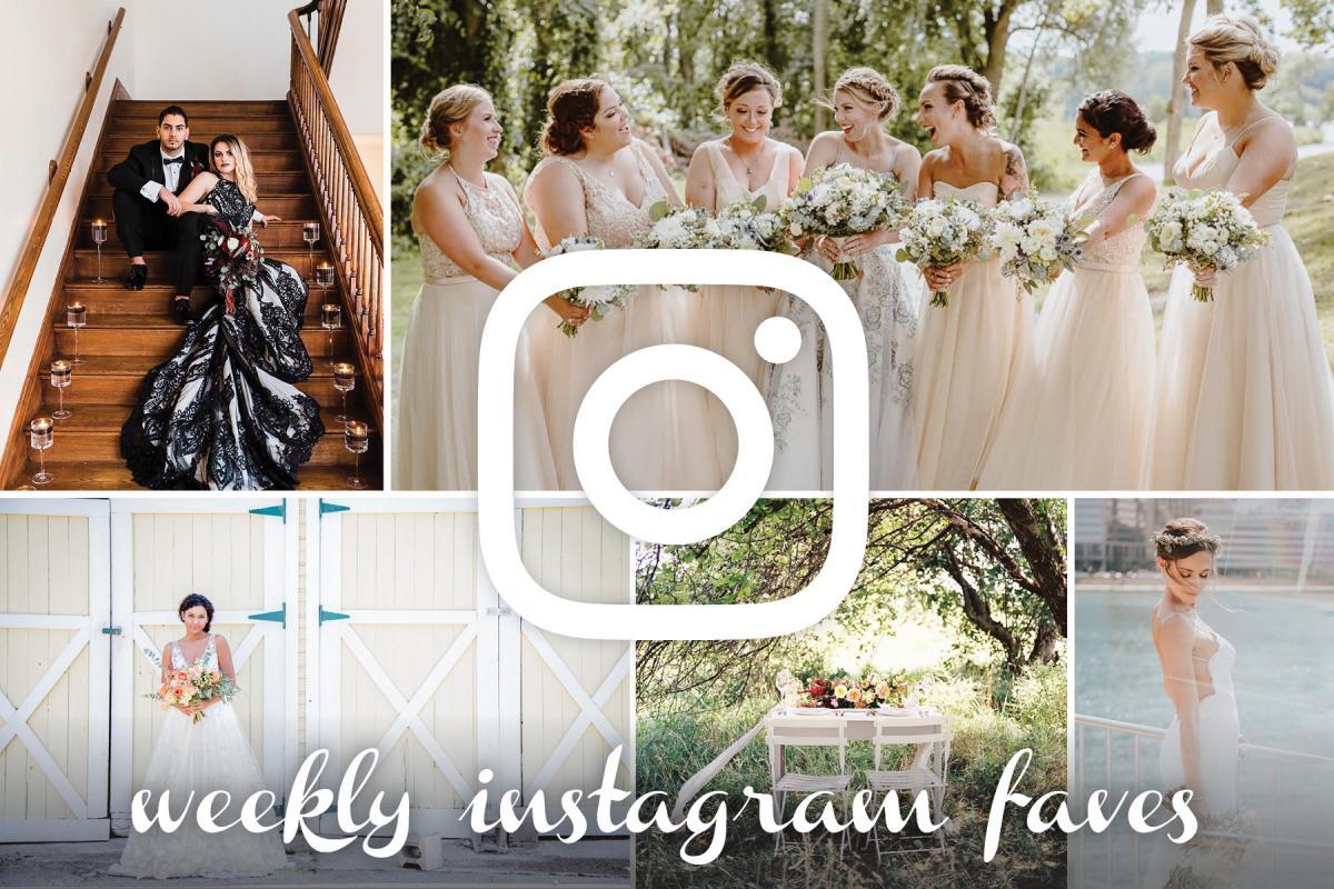 Our Favorite Instagram Posts 2 15 19 | WeddingDay Magazine