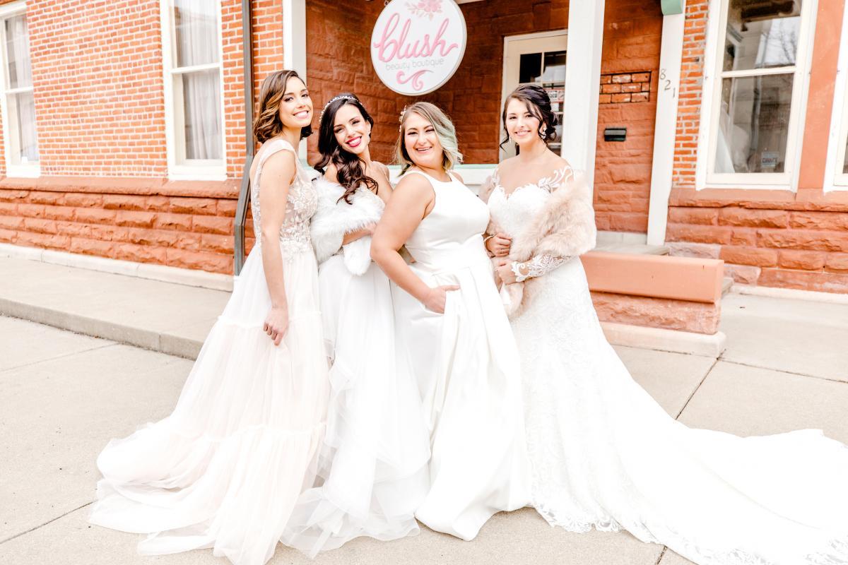 Find Your Dream Wedding Dress In Fort Wayne Indiana A Weddingday