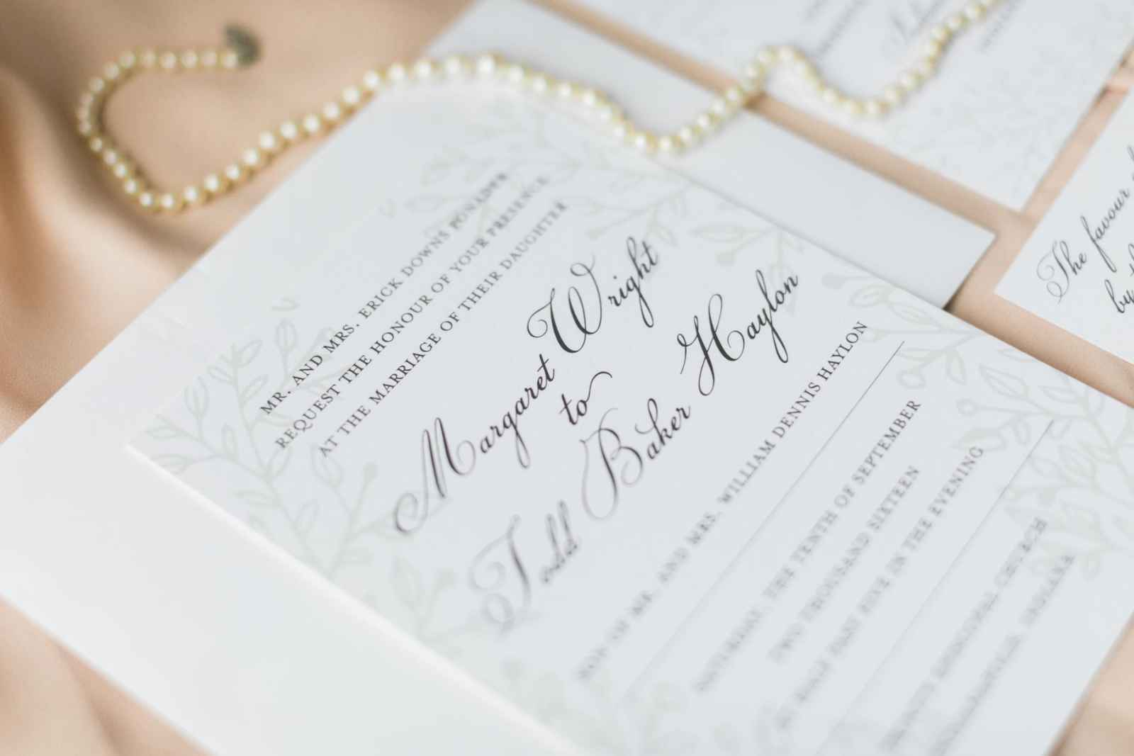 Custom Or Ready Made Invitations Which Option Is The Best Fit For