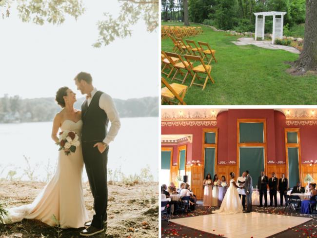 Banquet Halls Weddingday Magazine