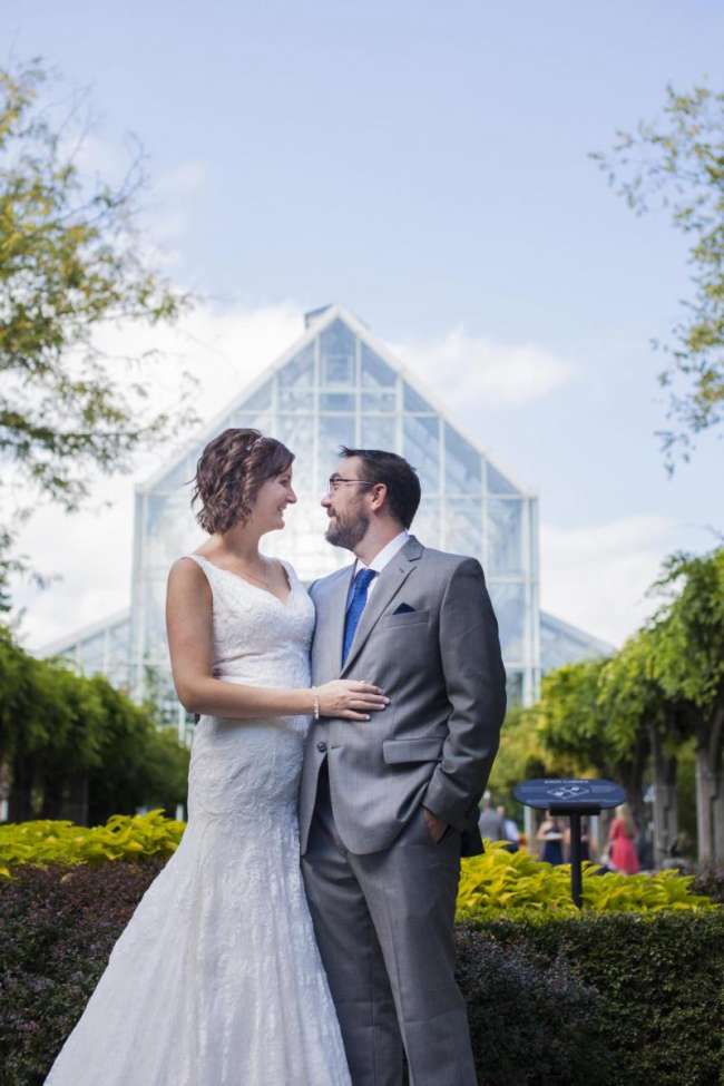 Indianapolis Zoo Wedding